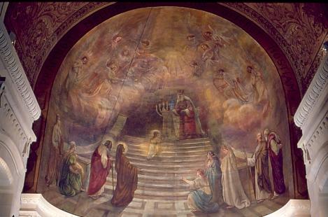 Présentation de la Vierge François Brault